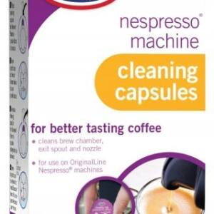 Urnex kapsułki do czyszczenia Nespresso 5 sztuk