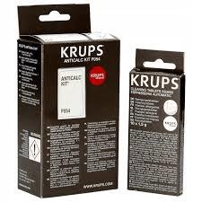 Oryginalny zestaw Krups F054+XS3000