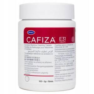 Urnex Cafiza E31 tabletki czyszczczące 100x2g
