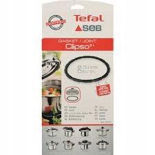 Uszczelka do szybkowaru TEFAL 792237 253mm