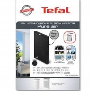 Filtr HEPA 2w1 węglowy Tefal/Rowenta XD6230F0