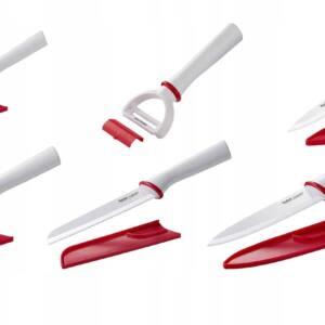 Nóż ceramiczny Santoku Tefal Ingenio 13 cm