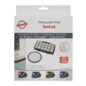 Zestaw filtrów HEPA TEFAL ZR006001