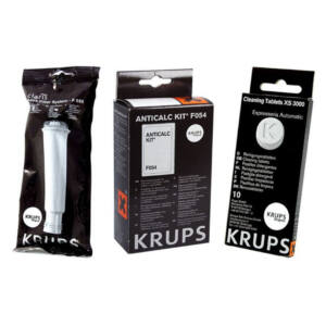 Oryginalny zestaw Krups F088+F054+XS3000