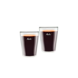 MELITTA zestaw oryginalnych szklanek Caffe Creme 200ml 2 sztuki