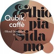 Kawa ziarnista Qubik Caffe ETIOPIA 1kg