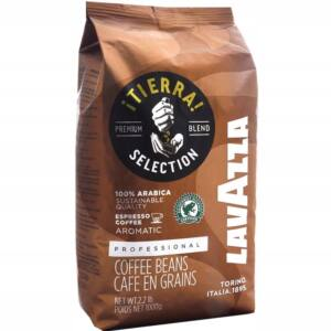 Kawa ziarnista Lavazza TIERRA SELECTION 1kg