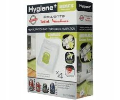 Worki ROWENTA Hygiene+ AROMATIC ZR200940 (4 szt.)