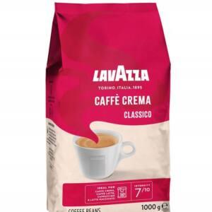 Kawa ziarnista Lavazza CAFFE CREMA CLASSICO 1kg
