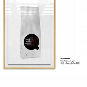 Kawa ziarnista Qubik Caffe BLEND 100% 1kg