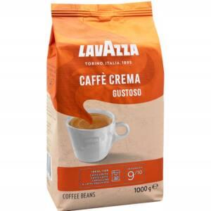 Kawa ziarnista Lavazza CAFFE CREMA GUSTOSO 1kg